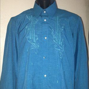 e87a2c90 MajesticVogue Shirts   Mens Long Sleeve Hugo Boss Barong Tagalog ...